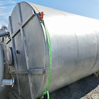 20000 liter stainless steel tank, Aisi 304