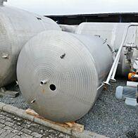 4900 Liter Behälter aus V2A