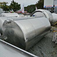 17500 Liter Lagertank aus V2A