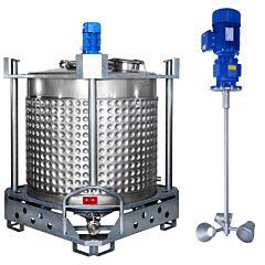 heiz-/kühlbarer Rührwerksbehälter AIT/Becher