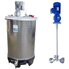 550 Liter  Rührwerksbehälter SDE/Be