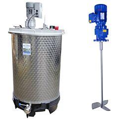 550 Liter Rührwerksbehälter SDE/LL