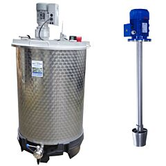 550 Liter Rührwerksbehälter SDE/LS