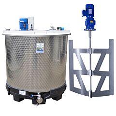 1150 Liter Behälter aus V2A