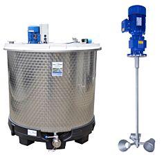1150 Liter Rührwerksbehälter SDE/Be