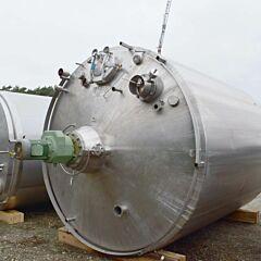 20000 liter tank, Aisi 304