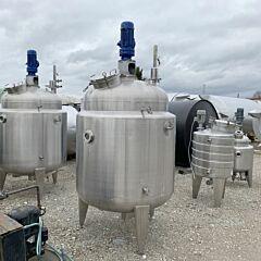 1.000 L Edelstahl V2A (AISI304) S13789,AISI304 (V2A) 1.4301