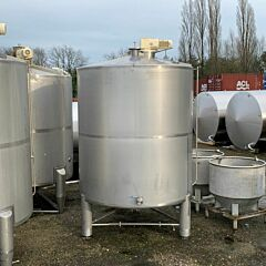 20.000 L Edelstahl V2A (AISI304) S14481,AISI304 (V2A) 1.4301