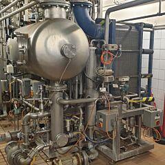 Used evaporator plant