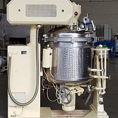 330 Liter Homogenisator aus V2A (Typ Unimix SR200)