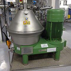 Decanter centrifuge GEA Westfalia Separator, type SC 35-06-177