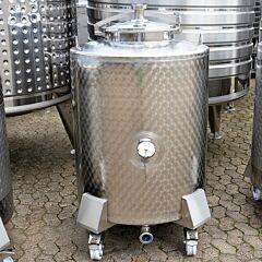 525 Liter Behälter aus V4A