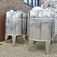 3300 Liter aus V2A