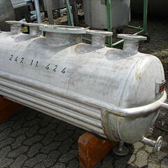 650 Liter Behäter aus V4A