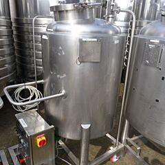 375 Liter Behälter aus V4A