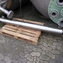 gebrauchter Wärmetauscher aus V4A