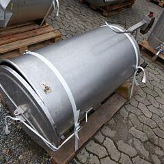 250 Liter Behälter aus V2A