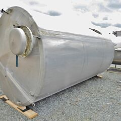 20000 Liter Behälter aus V2A
