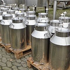 50 Liter Behälter aus V2A
