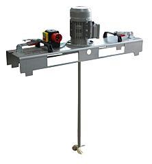 IBC-Schnellmischer Typ:SRT8-1500 Staplerversion