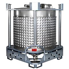 1023 Liter Behälter aus V2A