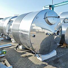 7820 Liter Behälter aus V2A
