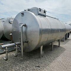 15000 Liter Behälter aus V2A