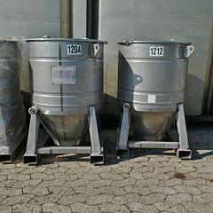 300 Liter container aus V4A