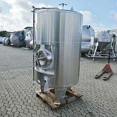 1195 Liter Behälter aus V2A