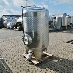 1205 Liter Behälter aus V2A