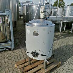 150 Liter Behälter aus V2A