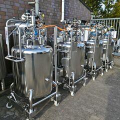 479 Liter Behälter aus V4A