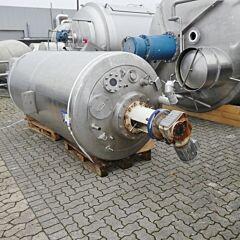 3270 Liter Behälter aus V4A