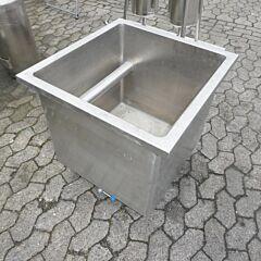 150 Liter Behälter aus V4A