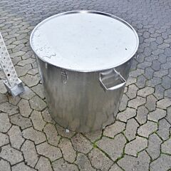 200 Liter Behälter aus V4A