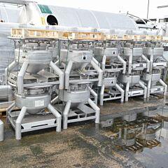 70 Liter Behälter aus V2A