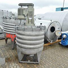 1000 Liter Behälter aus V2A