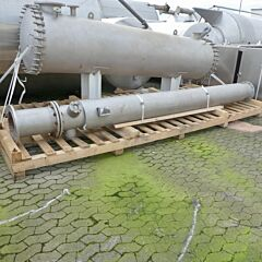Dampfrohr aus V4A