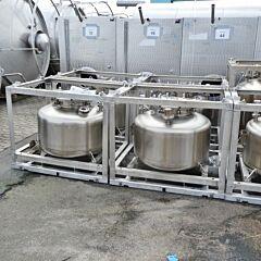 320 Liter Behälter aus V4A
