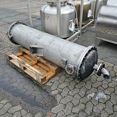 Wärmetauscher aus V2A