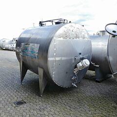 11000 Liter Behälter aus V2A