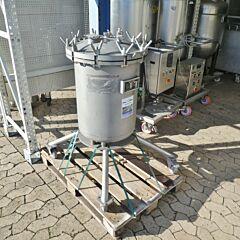 130 Liter aus V4A