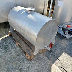 400 Liter tank, Aisi 304