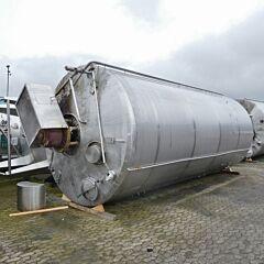 40000 liter tank, Aisi 304