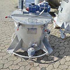 300 Liter Behälter aus V2A