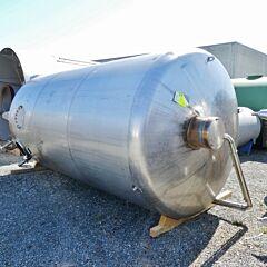 24500 Liter Behälter aus V2A
