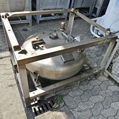 180 Liter Behälter aus V4A