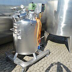 450 Liter Behälter aus V2A