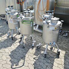 73 Liter Behälter aus V4A