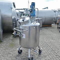 540 Liter Behälter aus V2A